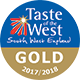 Taste of the South West Gold